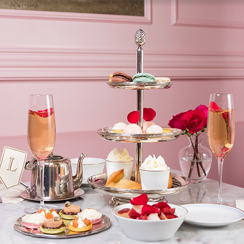 Ladurée Gifts, The body shop, Make it yourself