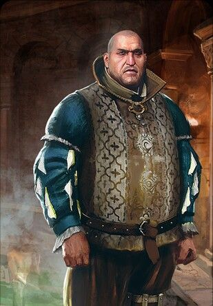 Dijkstra Found On Witcher Wiki Fr The Witcher Character