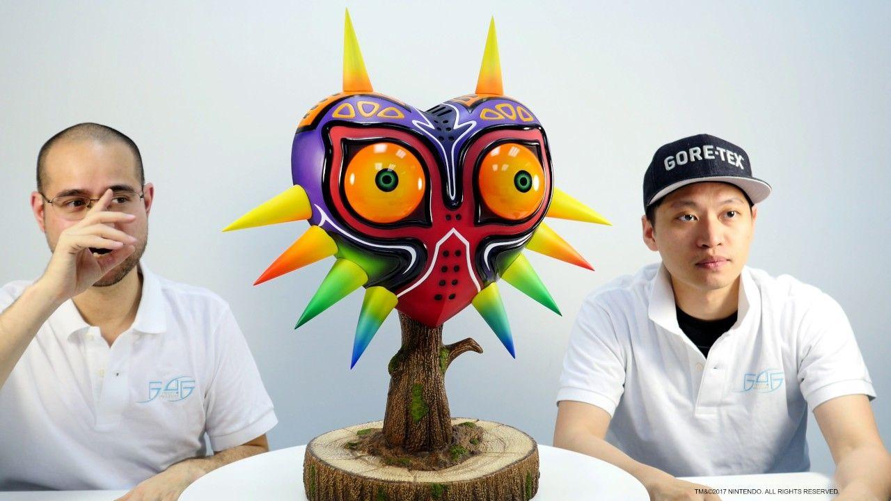 Majora's Mask Lifesize!!