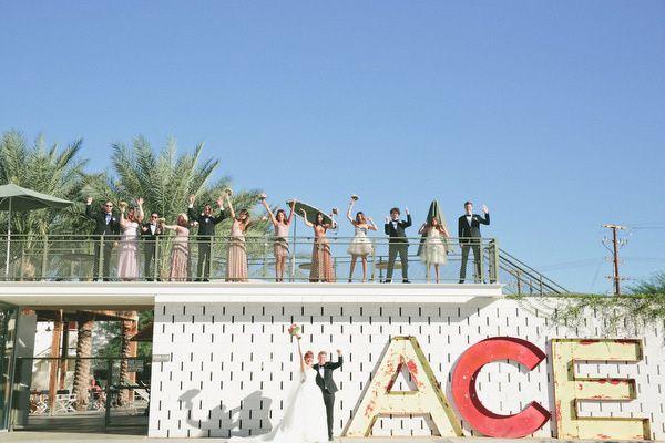 Jenn Emerling Ace Hotel Los Angeles Wedding Photographer Weddings Pinterest Red Hair Brides And