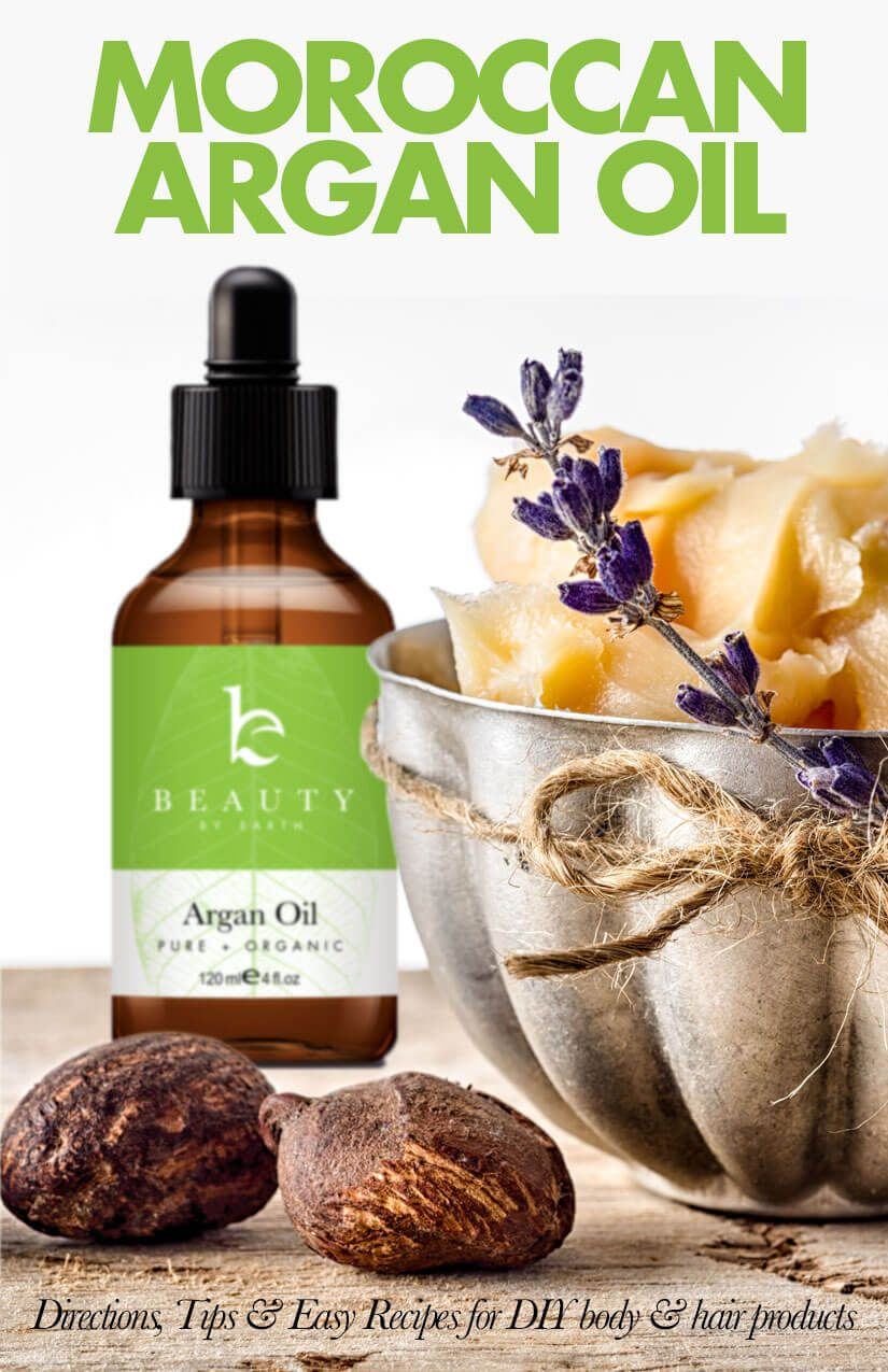 Argan Oil Recipes DIY Recipes for Hair, Skin and Much
