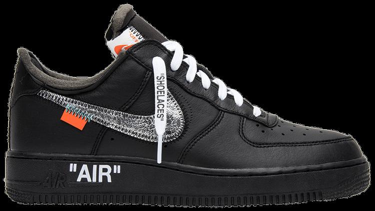 Off White X Air Force 1 Low 07 Moma En 2020 Zapatillas Zapatos Moda Femenina