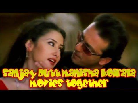 Sanjay Dutt Manisha Koirala Movies Together Bollywood Films List Movies Film Bollywood
