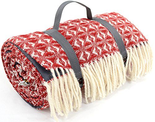 Extra Large Waterproof 100 Wool Picnic