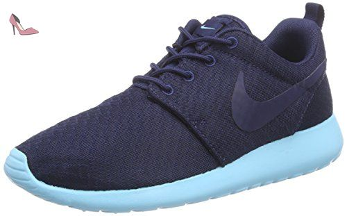 Nike Roshe One, Chaussures Multisport Outdoor Femme - Bleu (Blue 444), 35.5 EU