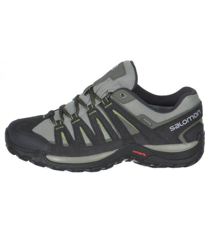 Zapatillas de Montaña Salomon Norwood GoreTex Hombre ...