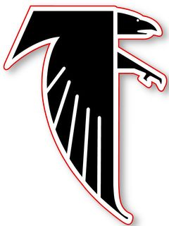 purchase cheap 21387 0e92d Atlanta Falcons Vintage Logo | Atlanta Falcons | Falcons ...