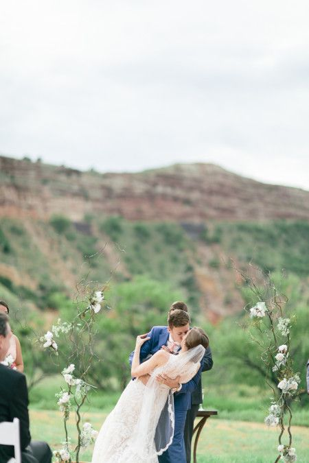 Palo Duro Canyon Wedding Dylan Kristen Cinderella Photography Amarillo