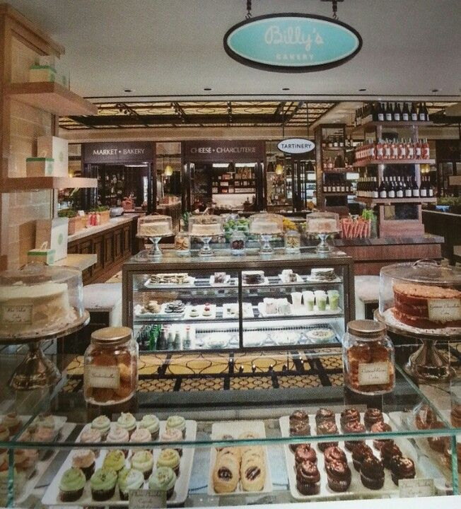 New Town Plaza Food Court In Hong Kong: Billy's Bakery At NYC Plaza Hotel Food Hall