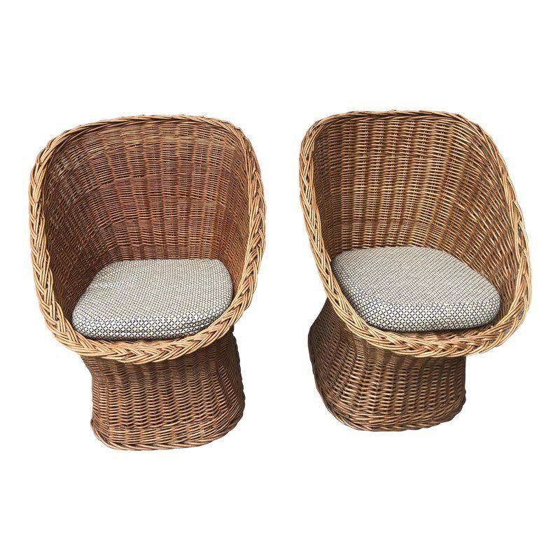ikea woven seat cushion