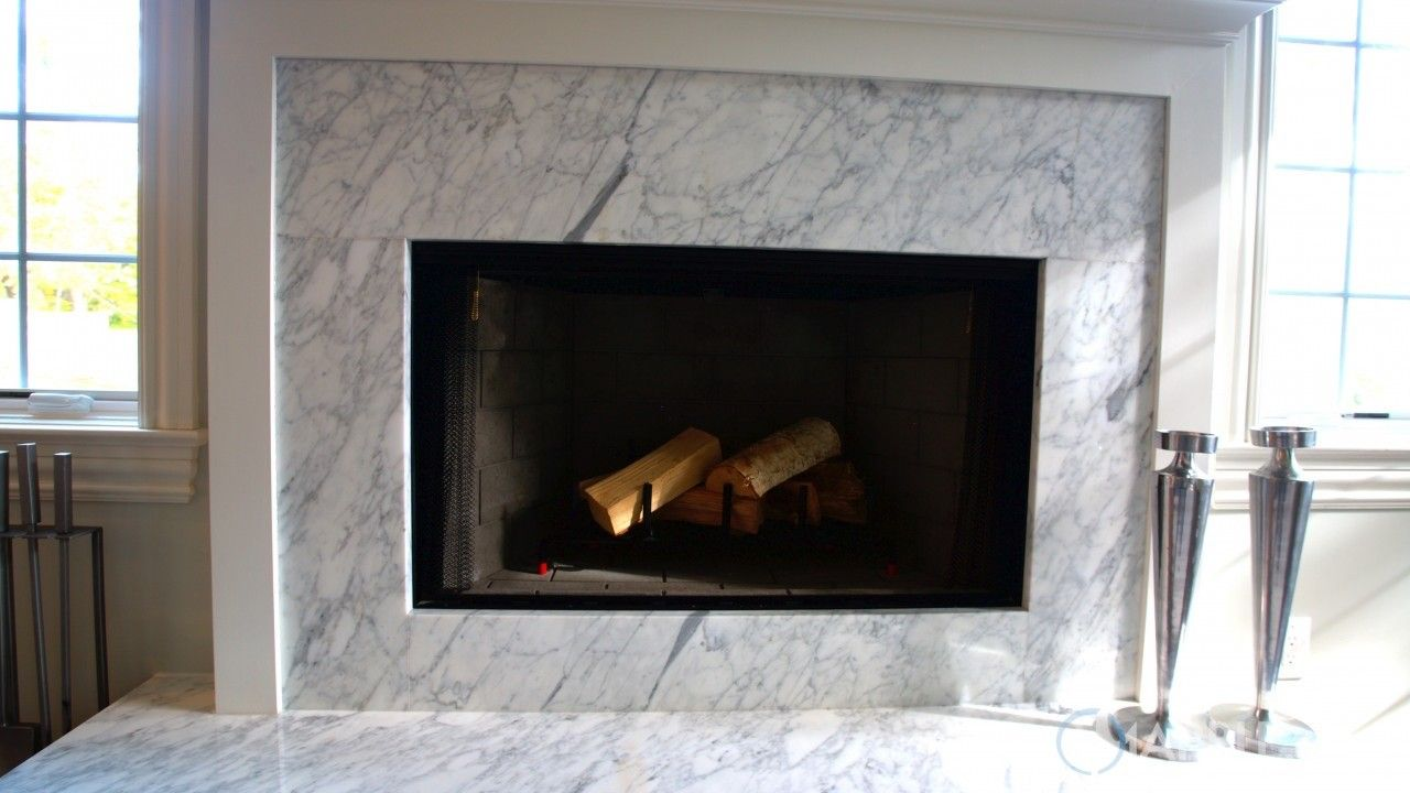 super white quartzite fireplace surround fireplaces with stone