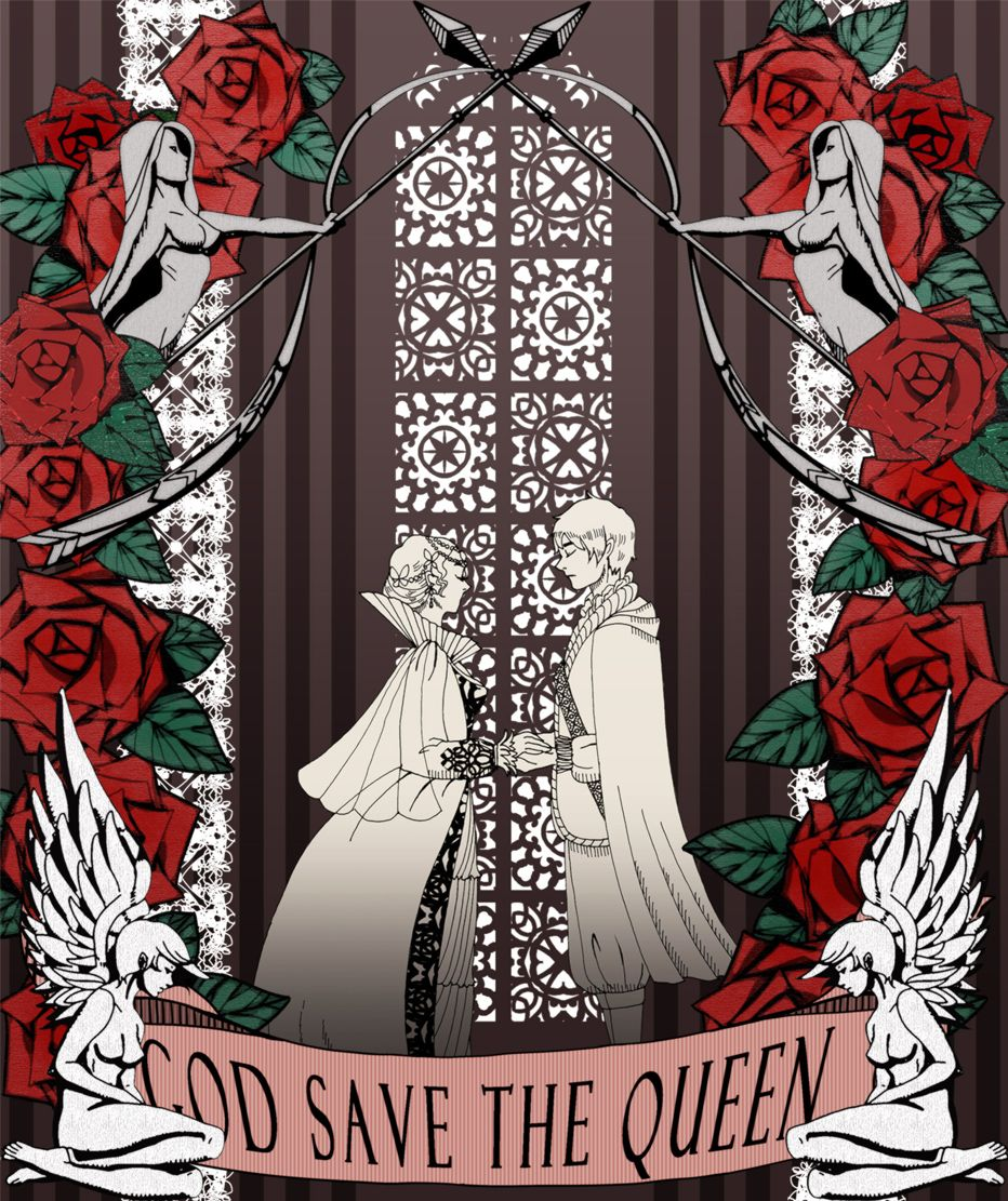 Queen Elizabeth I Uk | Hetalia | Pinterest