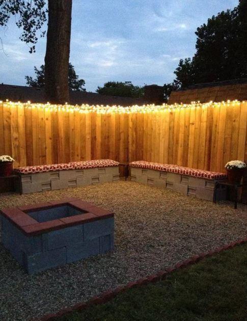 Une terrasse chaleureuse dans 15 idées de décorations avec des parapaings ! Quelles sont les plus magnifiques ?