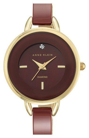 465d39ec6eb Anne Klein Bangle Watch