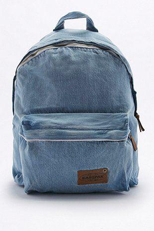 906dbb87017 Eastpak Padded Pak'R Bleach Wash Backpack   ART