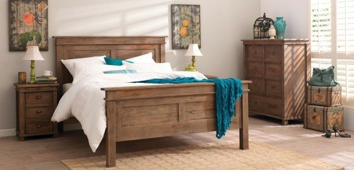 Four Hands Settler Bedroom Set Rustic Bedroom Furniture
