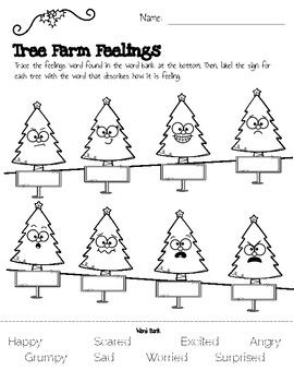 Christmas Counseling Lesson- Emotions/Feelings/Decision