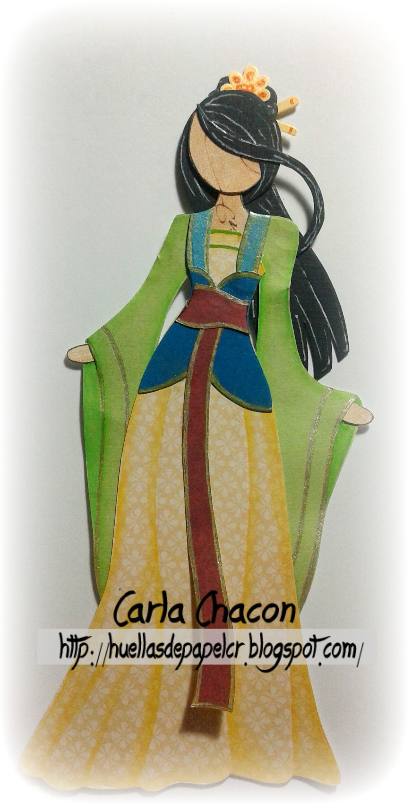 Made by Carla Chacón   Prima Doll.. Mis Creaciones   Pinterest ...