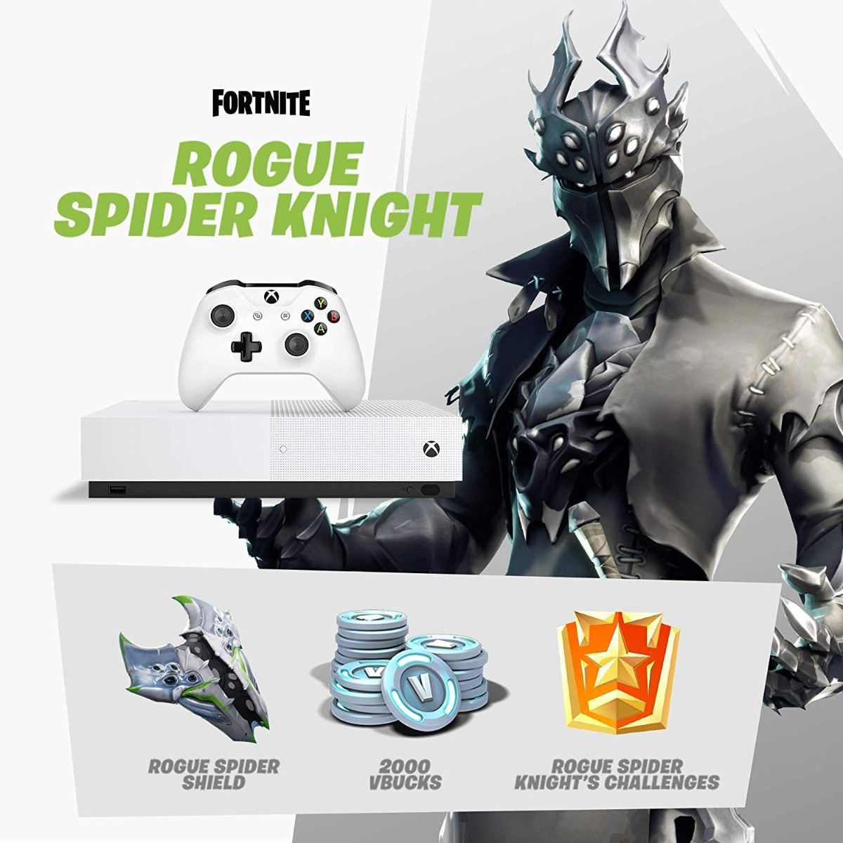 Xbox One S 1tb All Digital Edition Console Disc Free Gaming In 2020 Spider Knight Xbox One S 1tb Xbox One S