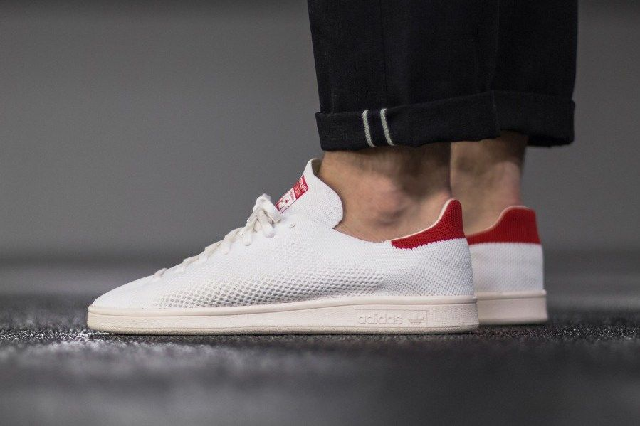 The adidas Originals Stan Smith Primeknit is Coming Back in OG Colorways 3ac1dec5d