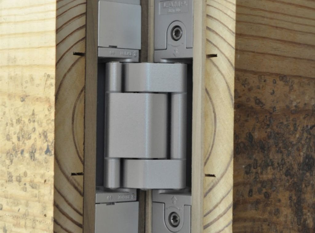 Door Hinge Types Hinges Used In Contacting A Door To A Frame While Allowing The Door To Swing Open And Close They Are Us Hidden Hinges Hinges Trim Carpentry