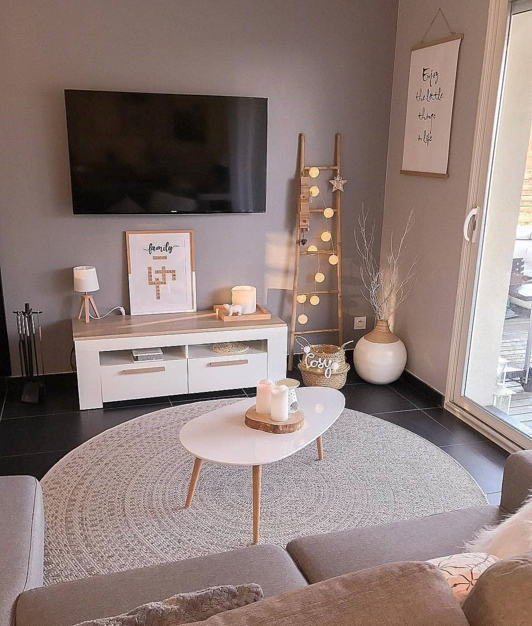 Color Your Dream With Online Home Improvement Loan Home Office Design Living Room Decor Apartment Apartment Living Room