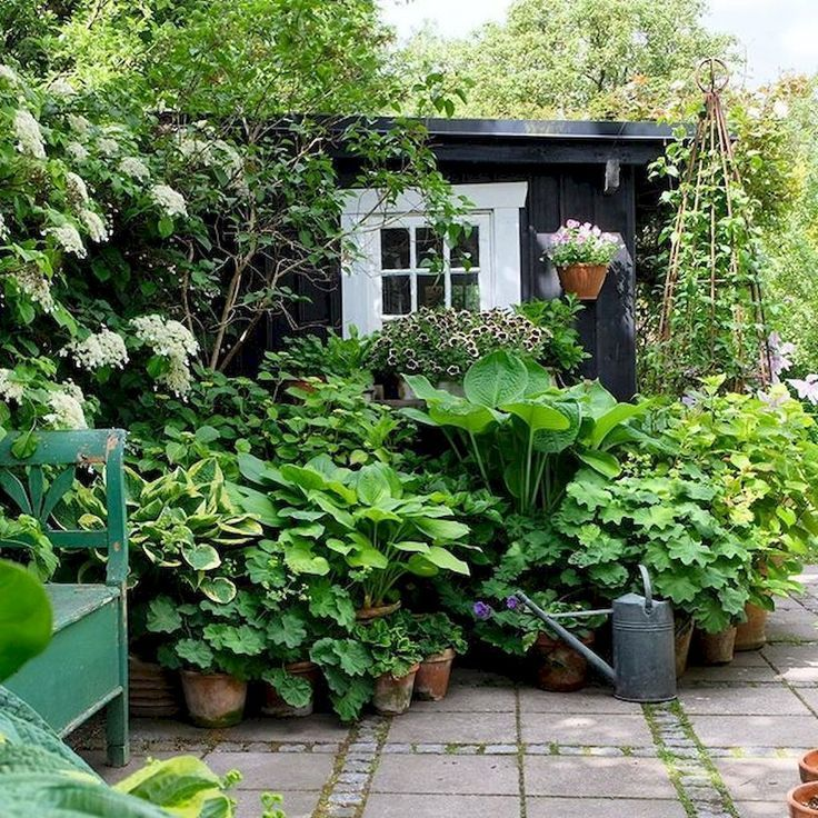 Photo of Most up-to-date Snap Shots garden spaces Popular  If you're a touch small in t…