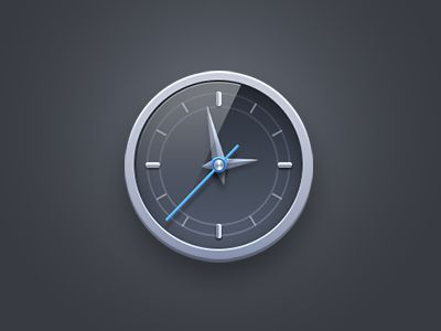 Clock icon by 清幕炎荷