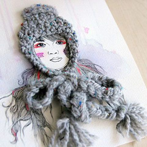 Izziyana Suhaimi illustration  http://my-bones.tumblr.com/tagged/work
