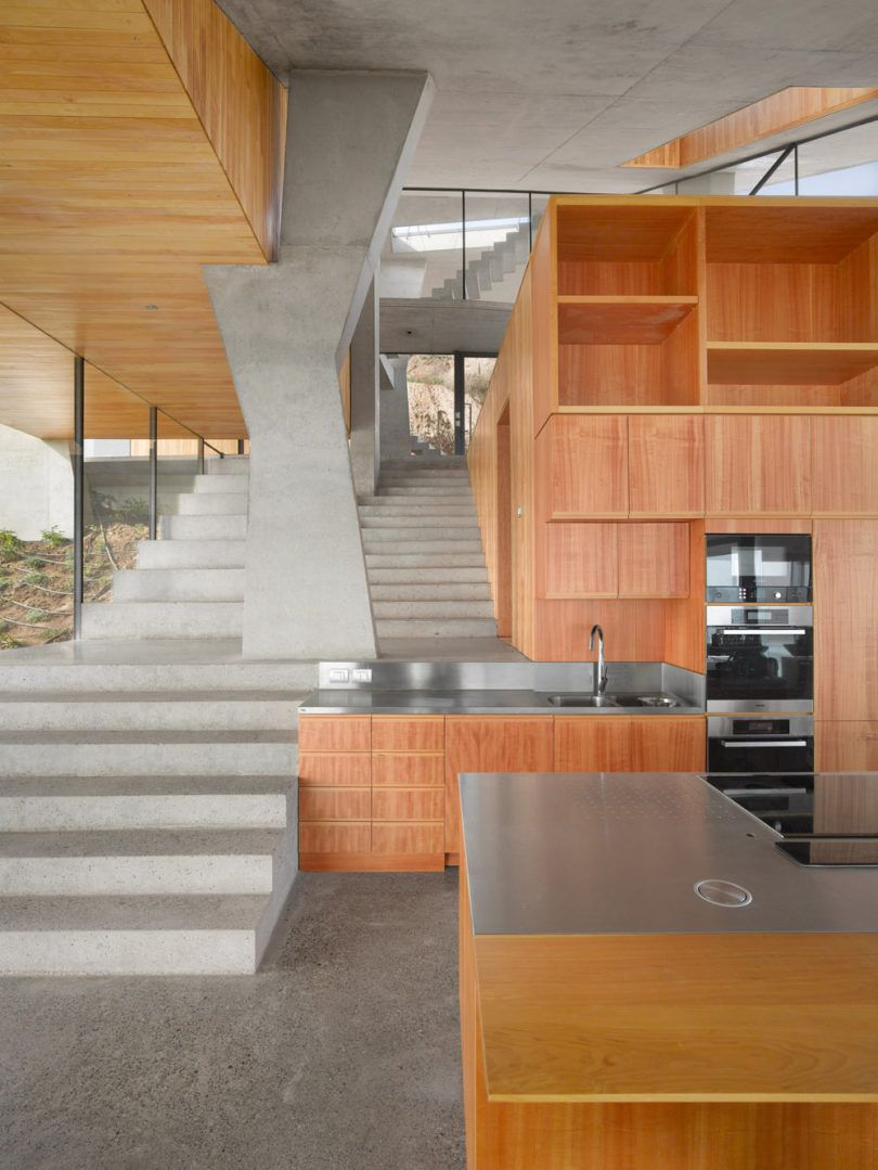 modern staircases you won   complain about running up and down design milk also rh in pinterest