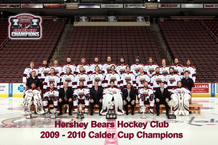 What A Great Hershey Bears Team This Was With Images Hershey Bears Bear Cup Fun Sports