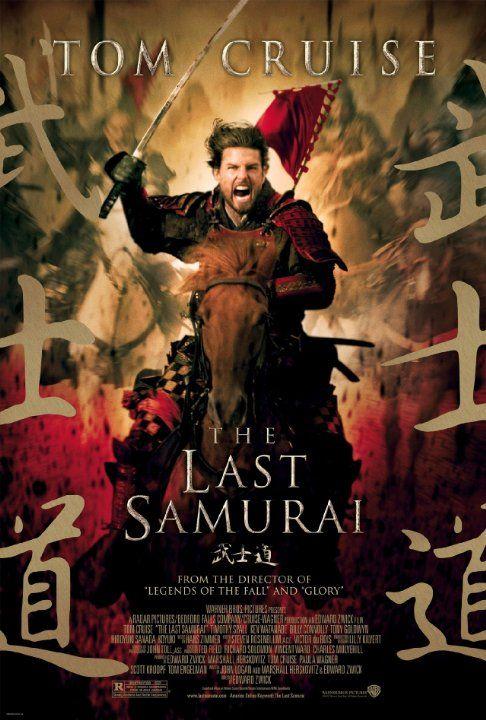 Throwback Thursdays The Last Samurai Booksdragonsanddietcoke The Last Samurai Movie Posters Tom Cruise Movies