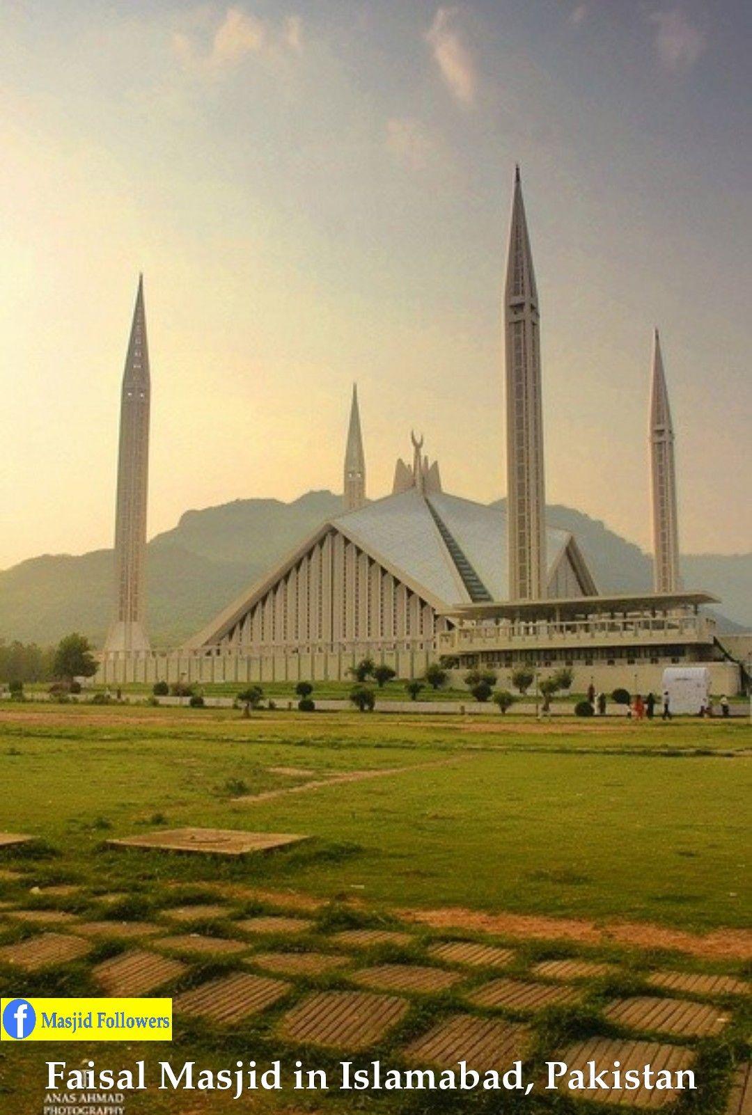 Faisal Masjid In Islamabad Pakistan Masjids From The World