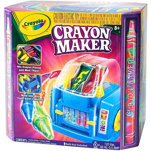 Crayola Crayon Maker | Products I Love | Pinterest | Crayon maker ...