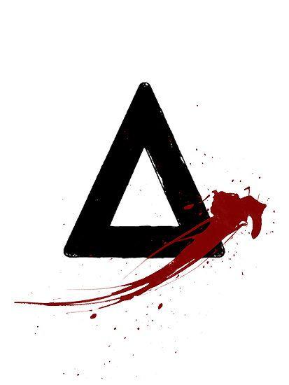 Bastille Triangle Logo By Skidmarks Triangle Logo Bastille