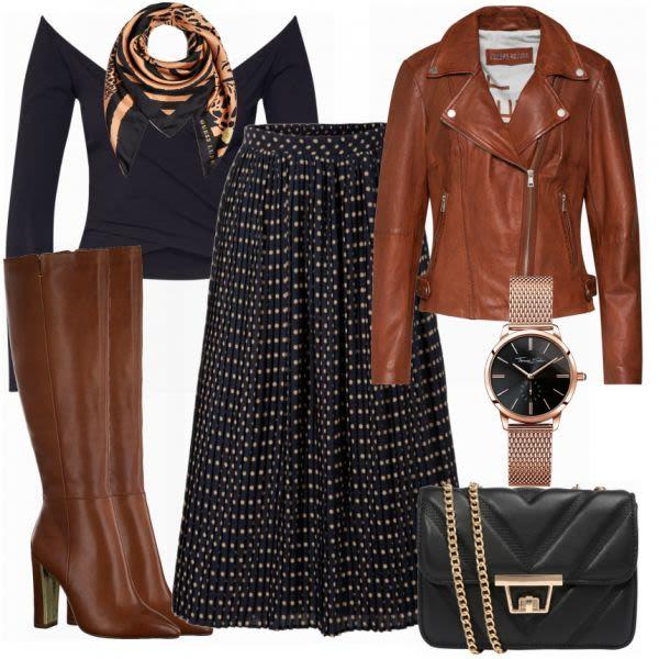 Herbst-Outfits: NAKD Shir bei FrauenOutfits.de ...