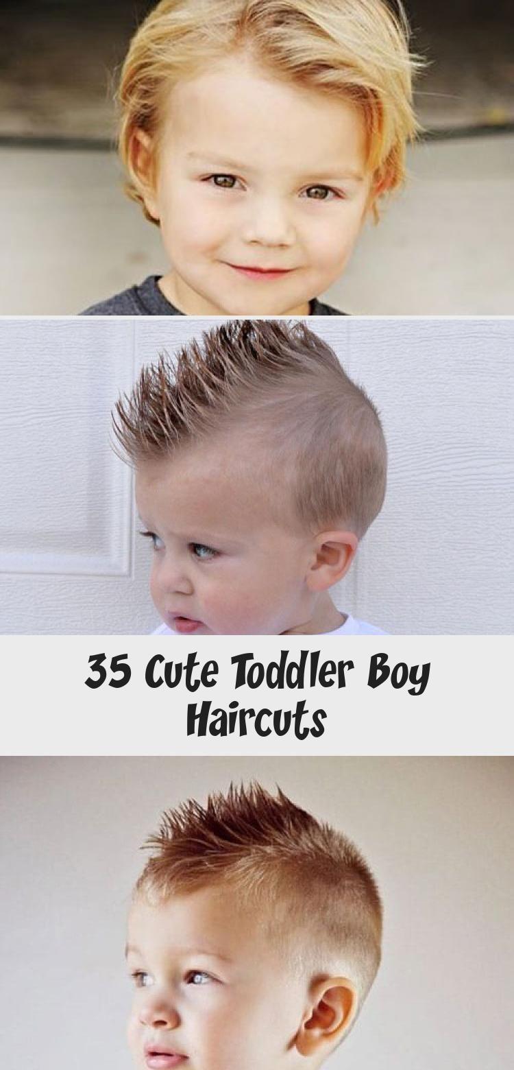 8 Süße Kleinkind Jungen Haarschnitte - BABY - 8 Süße Kleinkind