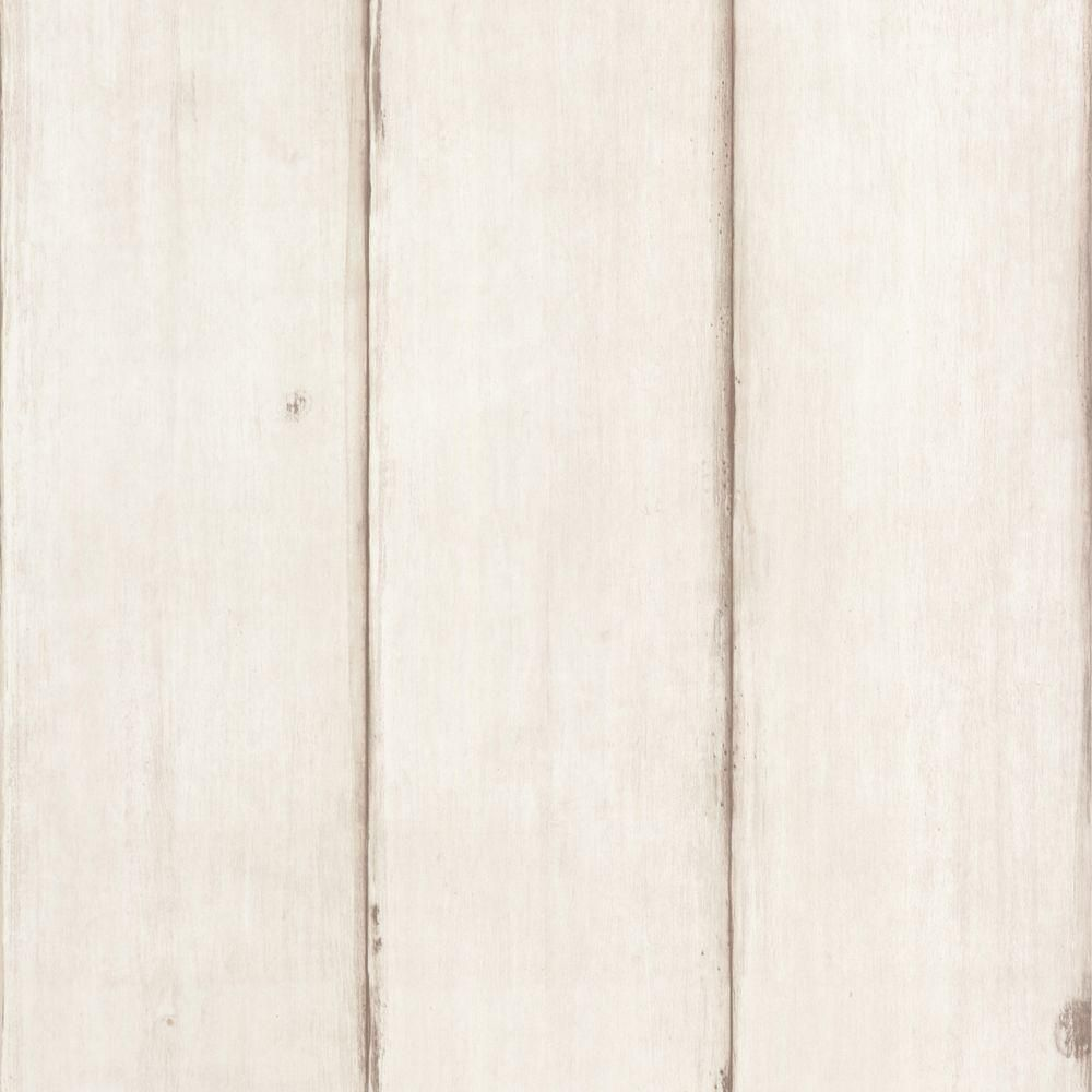 The Wallpaper Company 56 Sq Ft Neutral Barn Board Paneling Wallpaper Wc1281813 The Home Depot Beadboard Wallpaper Wallpaper Companies Classic Wallpaper
