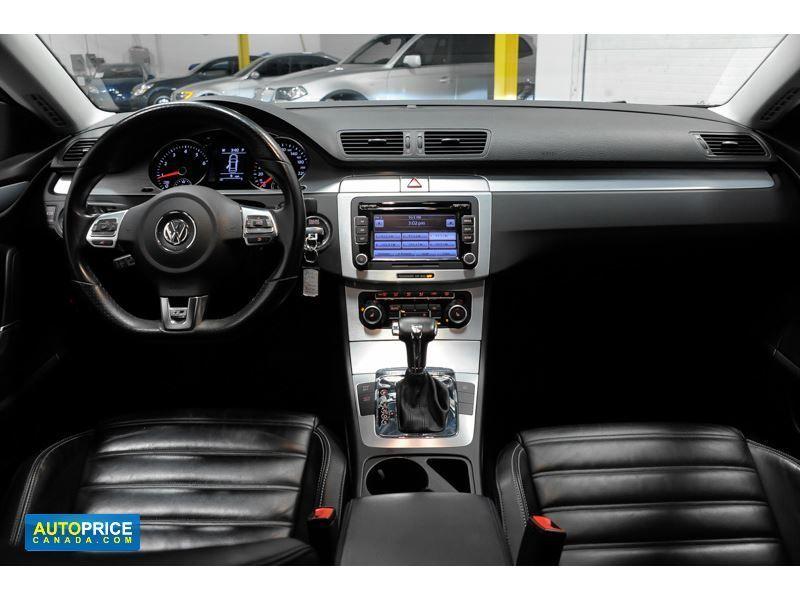Car - 2011 Volkswagen CC R-LINE | PANO ROOF | LTHR | FACTORY