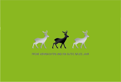 weihnachtskarten design im wandel der zeit kartendesign. Black Bedroom Furniture Sets. Home Design Ideas