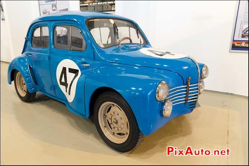 Renault 4cv 1950 N 47 Privee Bleu Clair Ou Bleu Fonce Voiture De Course Voiture Renault