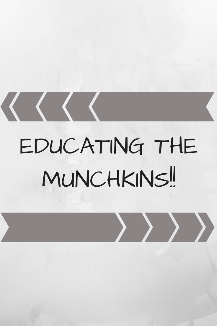 Pin by Leesa Hines on Educating the Munchkins