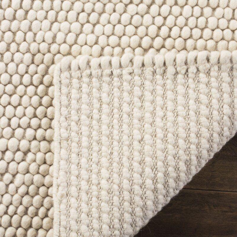 Bathild Handmade Flatweave Ivory Area Rug In 2020 Area Rugs Rugs Casual Rug