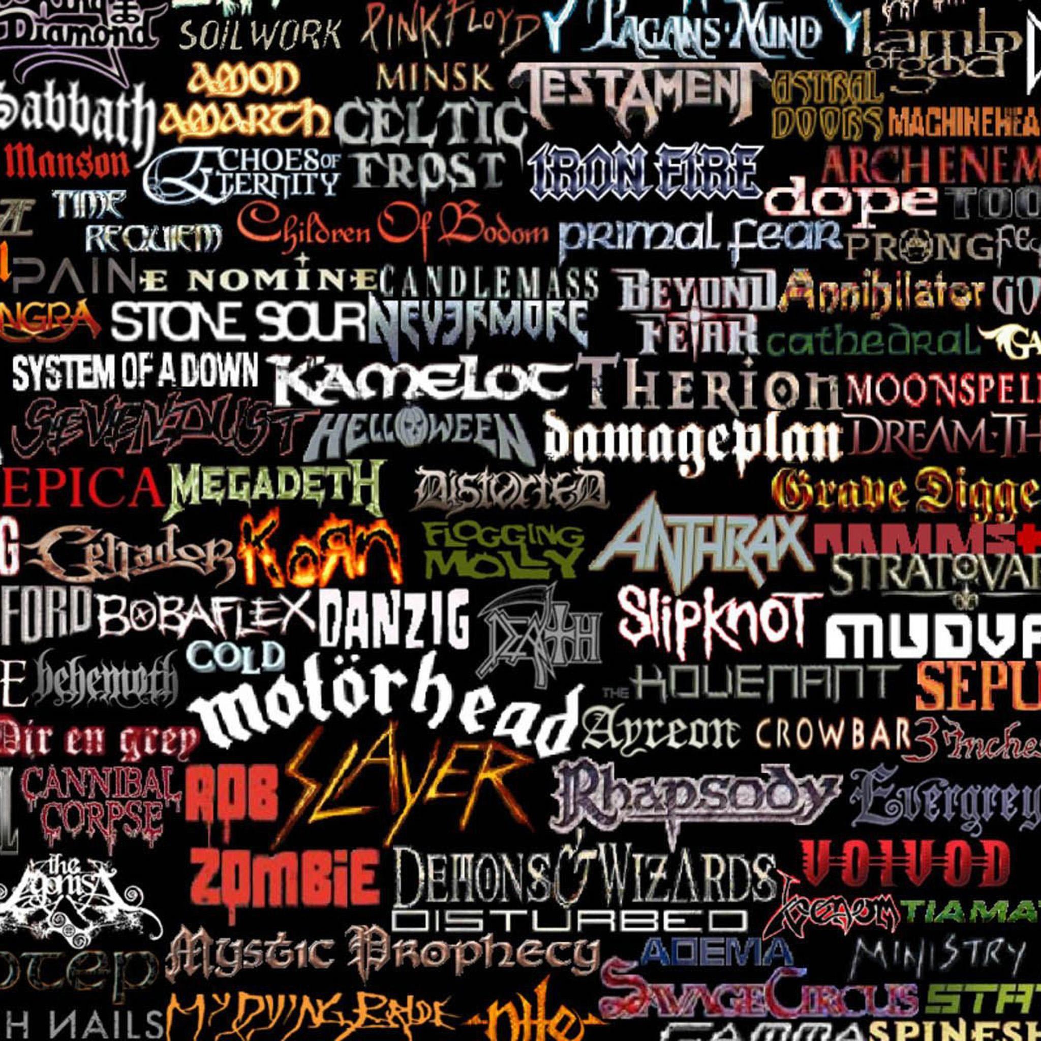 Ipad Retina Wallpaper Band Wallpapers Metal Bands Heavy Metal Bands
