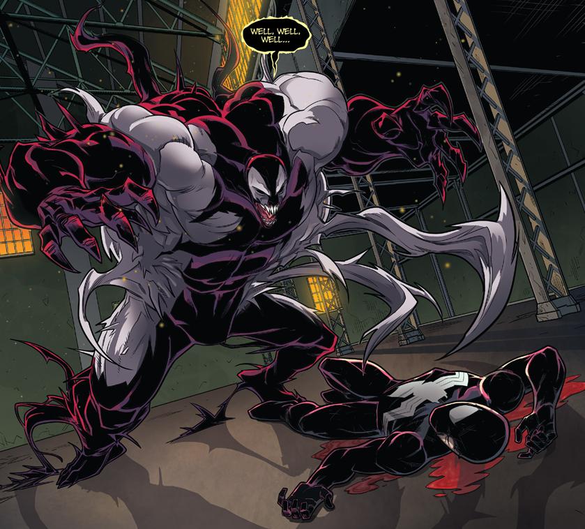 Venom Venompool Deadpool Spiderman Symbiotes Marvel Carnage Marvel Anti Venom Marvel