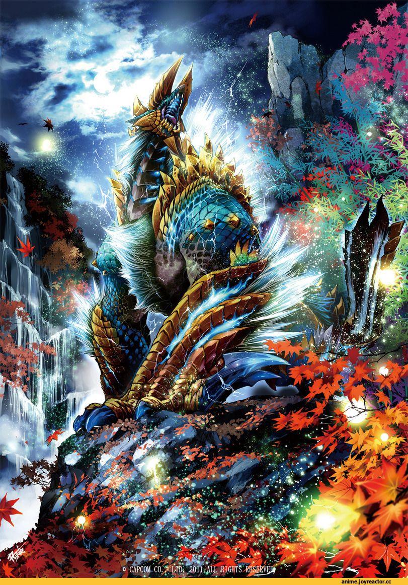 Jinouga Monster Hunter World Wallpaper Monster Hunter