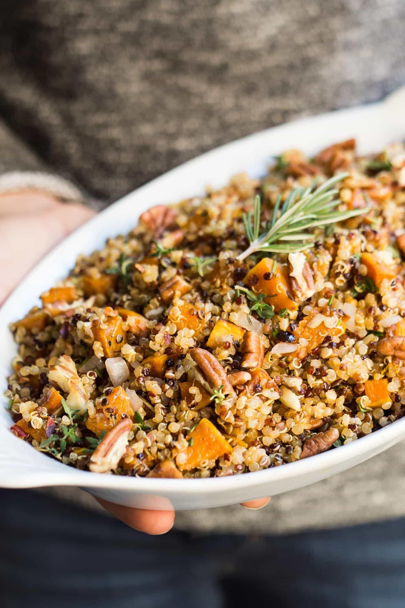 Photo of Easy Quinoa Stuffing Recipe – Simply Quinoa