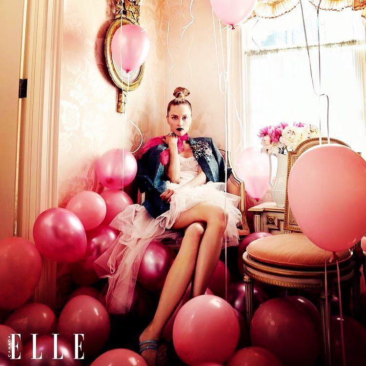 pink elle