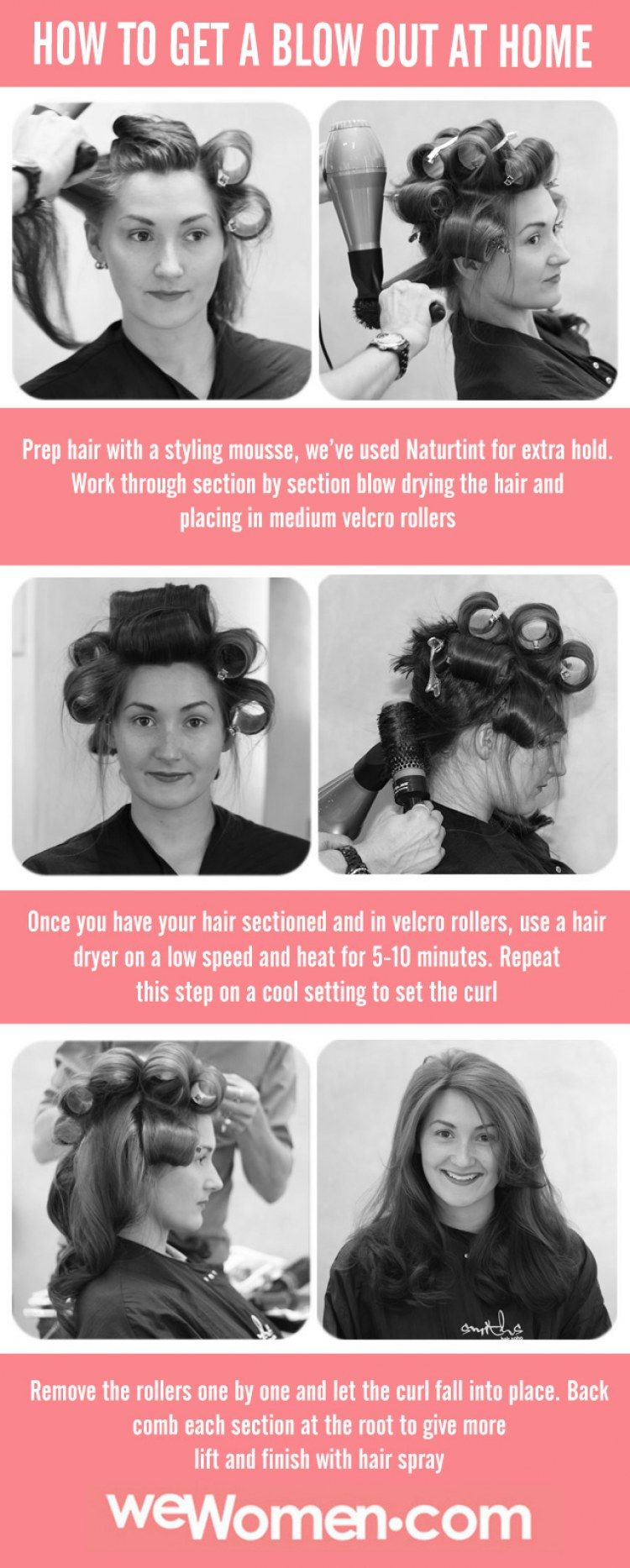 Big Bouncy Bouffant How To Do A Kate Middleton Blow Out Acconciature Capelli