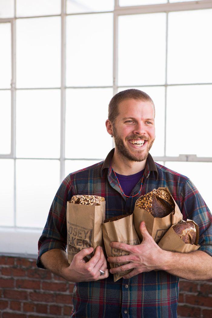 Josey Baker Bread: Baking for Bros, with Gluten-Free Adventure Bread Recipe. Photo: Erin Kunkel Post by Stephanie Rosenbaum Klassen